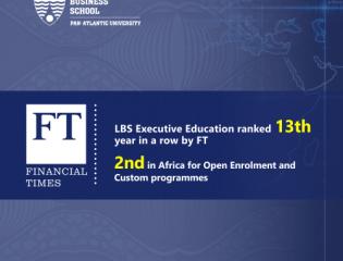 Home | Lagos Business School | Lagos Business School